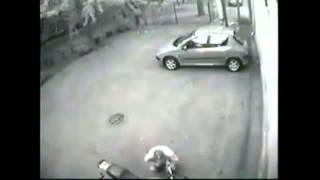 Как угоняют мотоциклы