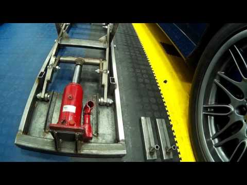 Hydraulic Lifting Car Vehcle Jack Ramp Product Review