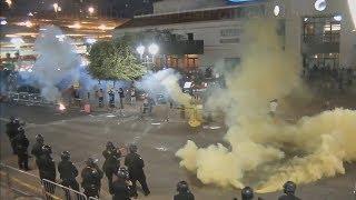 Phoenix Trump Protests/Riot - Aug 22nd 2017
