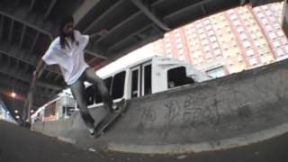 Brooklyn Banks Skateboarding with Rob Campbell