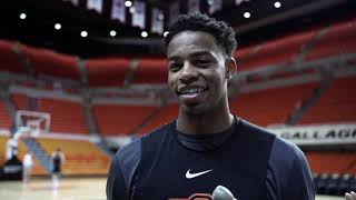 OSU Basketball: Anderson on team's confidence level