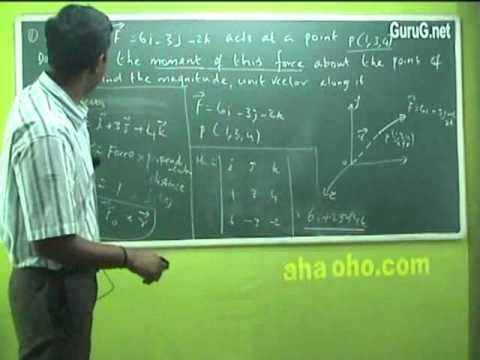 Solved problems in engineering mechanics