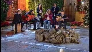 NOCHE BUENA 2009  en Canal Sur Con Pepe El Marimeño