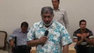 Oitava Igreja Presbiteriana de BH / Culto: 15/02/2012 Pr. Jeremias Pereira (o DEUS de Jacó)