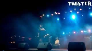Helena Paparizou - Pirotehnimata / Mes Tin Kardia Mou Mono Thlipsi (Live @ Almyra Festival)