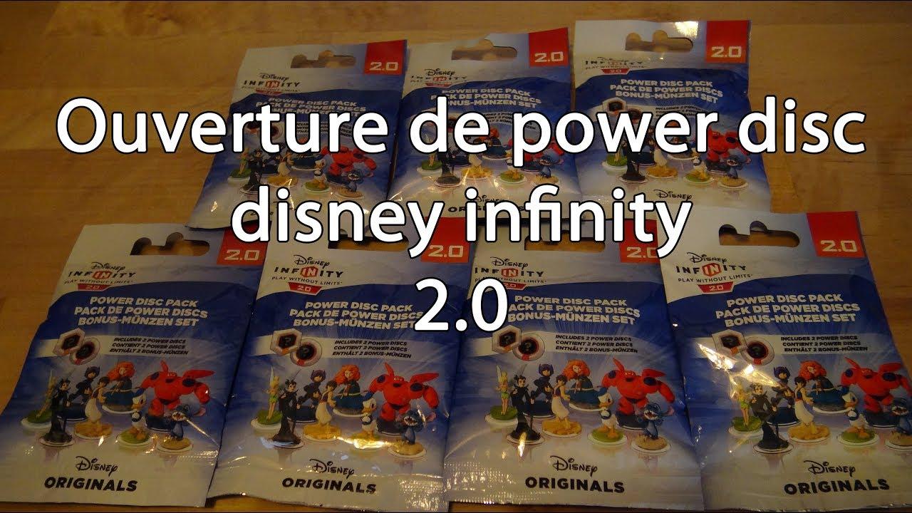 Ouverture De Power Disc Disney Infinity 20 Youtube