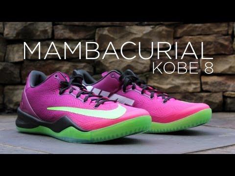 07548d65602 Review  Nike Kobe 8 -