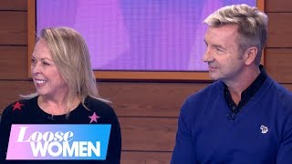 Torvill and Dean on the Final Four Remaining Contestants on Dancing on Ice   Loose Women