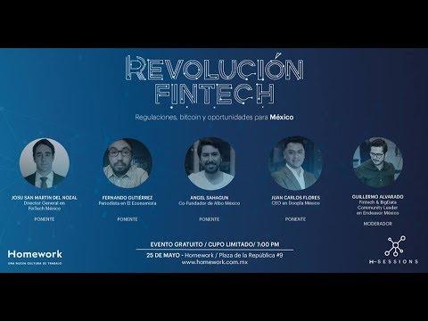 Revolución Fintech | Homework México