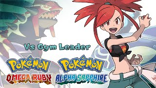 Repeat youtube video Pokemon Omega Ruby/Alpha Sapphire - Battle! Gym Leader Music (HQ)