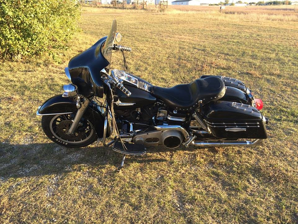 Harley Davidson Flh Shovelhead For Sale