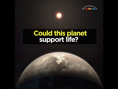 Could this planet support life?