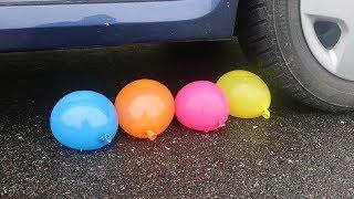 BALLOONS vs CAR