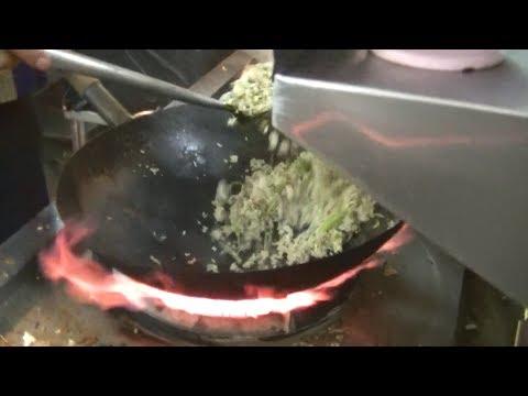 Mee Goreng + Nasi Goreng, Nasmir Restaurant, 31 January 2017