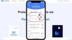 Monese Erfahrungen: Kostenfreies Online-Konto, gebührenfreie Karte, Schufafrei