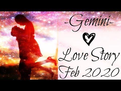 Gemini ~ I'm So Sorry, Please Forgive Me! ~ Love Story February 2020