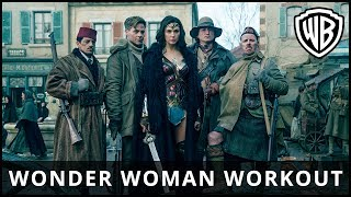 Wonder Woman - Workout Teaser - Warner Bros. UK