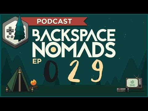 Gaming Podcast - Ep 029. Growing Old as Gamers • Cat Quest Review - Backspace Nomads