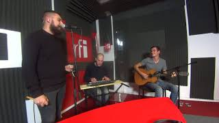 RFI360: Gramofone - It's in the Rain (live la RFI)