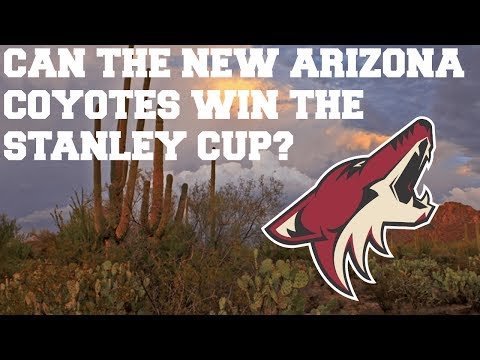 CAN THE NEW ARIZONA COYOTES WIN THE STANLEY CUP? | NHL 17 | ARCADE REGIMENT