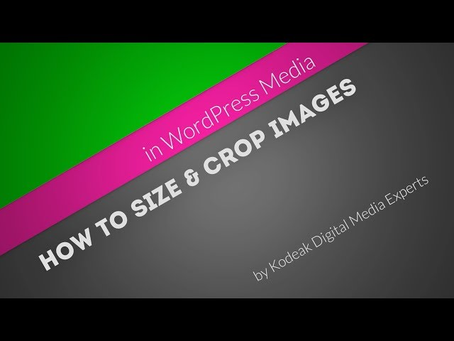 How to edit images in WordPress Media folder