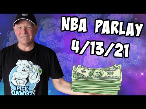 Free NBA Parlay Mitch's NBA Parlay for 4/13/21 NBA Pick and Prediction