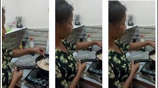 Miss fish cleaning in thailand