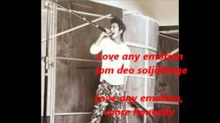 Video Lee Min Ho ( Love Motion ) English Lyrics download MP3, 3GP, MP4, WEBM, AVI, FLV Mei 2018