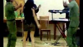Libyan Army Girls Dance - Video.flv