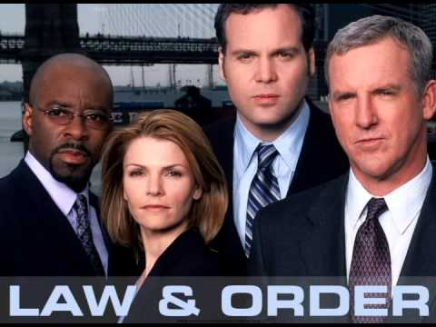 Law & Order Theme Song Intro [1 hour]