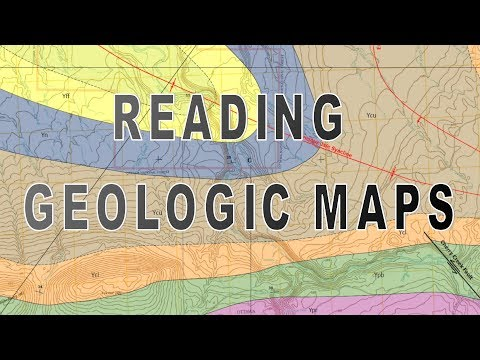 Geo-Files: Reading a Geologic Map (E1-S1)