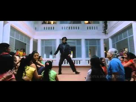 Boom Boom Robo Da song from robot hindi movie 2010 - YouTube.flv
