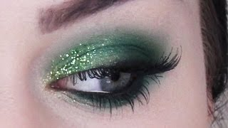 Wearable St Patrick's Day Makeup Tutorial Thumbnail