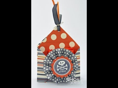 Stampin' Up! Halloween Lifesaver Matchbook Treat Holder from YouTube · Duration:  6 minutes 56 seconds