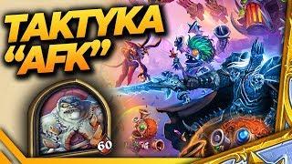 """Taktyka na """"AFK""""! - Hearthstone USTAWKA"""