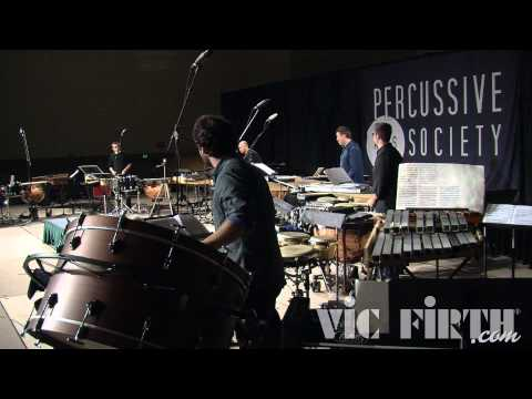 Xenakis: Pleiades, PEAUX - So Percussion and the Meehan Perkins Duo