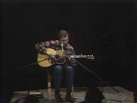 "Stefan Grossman plays ""Mississippi Blues"" 1981"