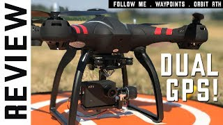 Bayangtoys X22 - Honest Review - DUAL GPS DRONE