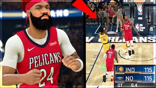 INSANE OVERTIME HEART BREAK!! DOWN TO LAST SHOT! UNBELIEVABLE ENDING! NBA 2k20 MyCAREER Ep. 91