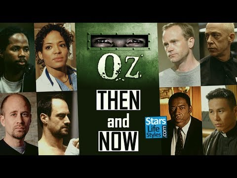 Oz Then And Now 2019 : 29 Actors From The HBO TV Series (1997 - 2003)
