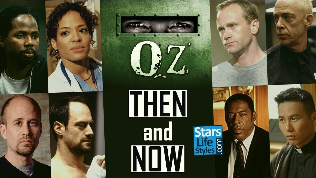 Download Oz Then And Now 2019 : 29 Actors From The HBO TV Series (1997 - 2003)