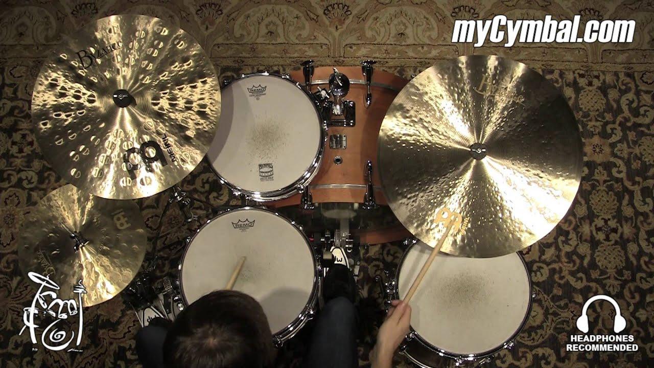 meinl 20 byzance jazz big apple ride cymbal 2001g b20jbar 1100315y youtube. Black Bedroom Furniture Sets. Home Design Ideas