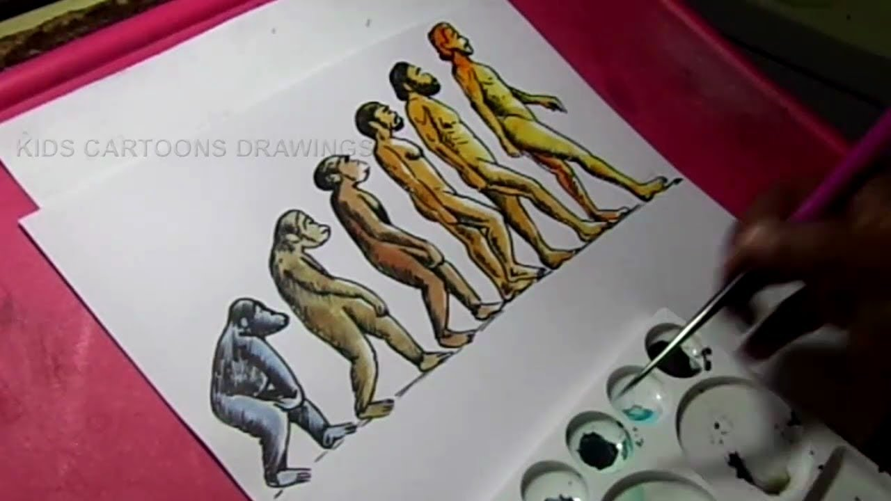 This is a picture of Declarative Evolution Of Drawing