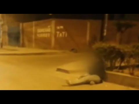 Callao: auxilian a venezolano que yacía en el piso con síntomas de coronavirus
