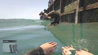 sea people glitch