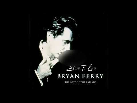 Bryan Ferry.-Roxy Music Slave To Love. The Best of Full Album