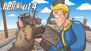 FELLOUT 4 Fallout 4 Cartoon Parody