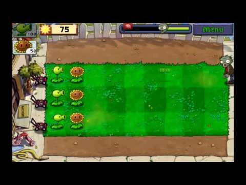 Plants vs Zombies на Андроид - скачать бесплатно