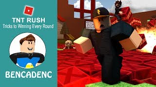 ROBLOX VOLTRON UNIVERSE | TNT RUSH: TRICKS TO WINNING EVERY ROUNDS