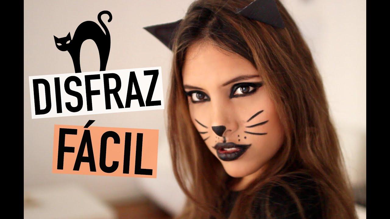 DISFRAZ FCIL DE LTIMO MINUTO Valeria Basurco YouTube